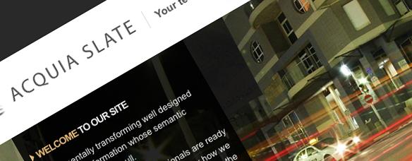 Creación da Identidade Visual dunha Páxina Web utilizando Plantillas Gratuítas