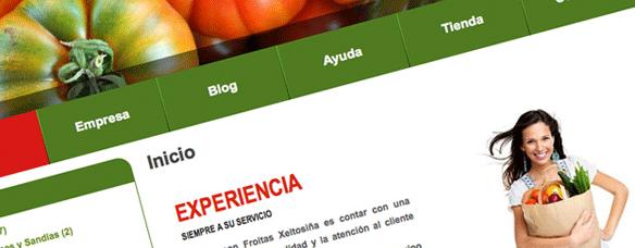Tenda online Froitas Xeitosiña