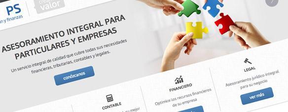 Consultoría de Empresas PS Tributación y Finanzas