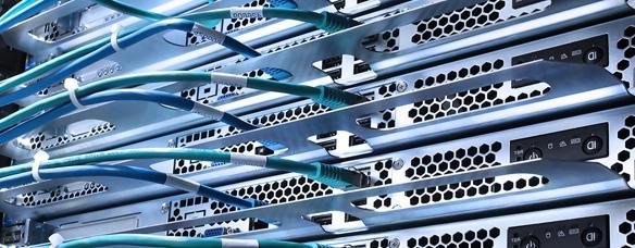 ¿Qué es el Hosting o Alojamiento Web? - Imagen de un Servidor Web